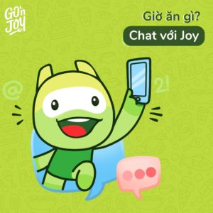 chat với Joy